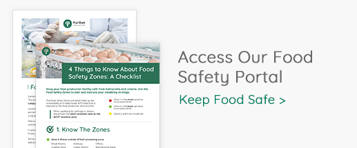 Access Our Food Safety Portal, Keep Food Safe