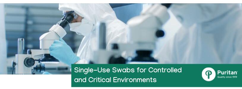 single-use swabs