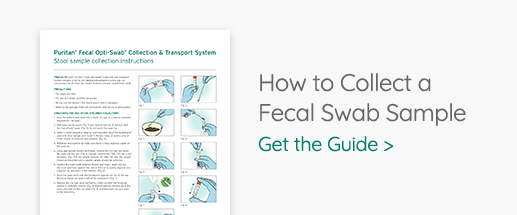 Collect a Fecal Sample