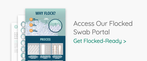 Access the Flocked Swab Portal