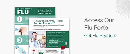Access the Flu Portal